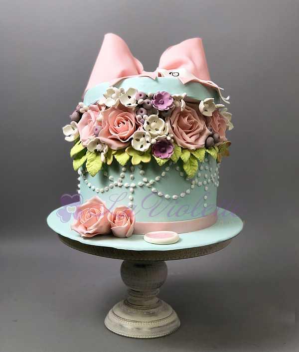 Торт Коробка №437