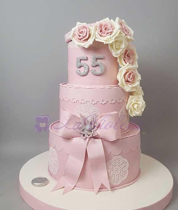 Торт на Юбилей №447