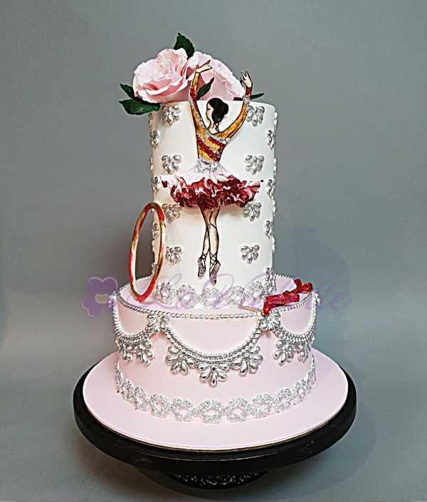 Торт Танцовщица №450
