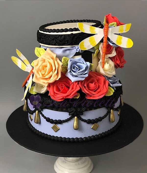 Торт Коробка № 458
