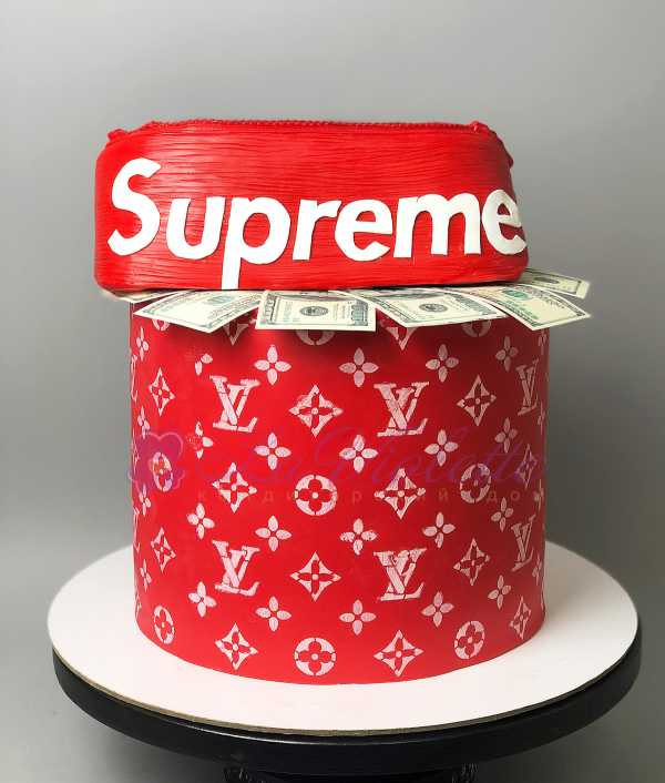 Торт Supreme №483