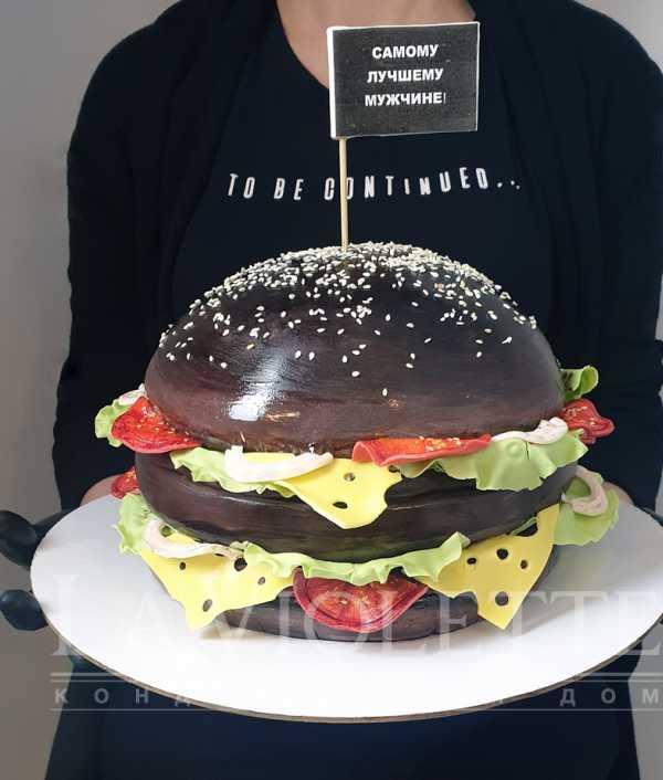 Торт Бургер №534