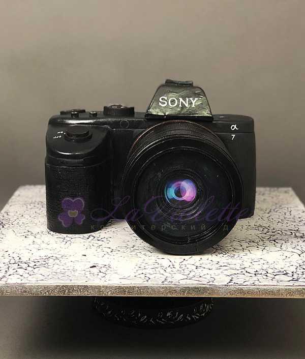 Торт Фотоаппарат №127