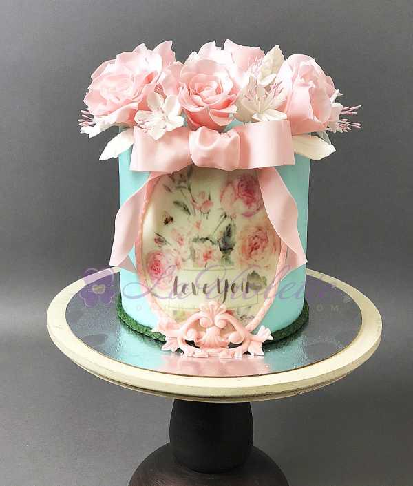 Торт подарочный №110