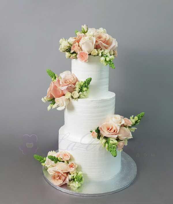 Свадебный торт №882