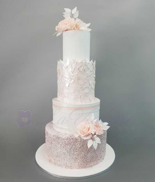 Свадебный торт №885