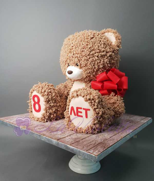 Торт мишка №892