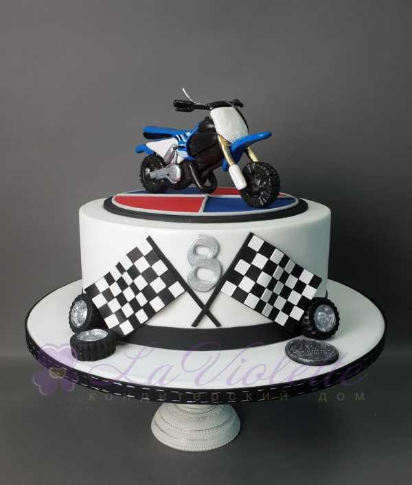 Торт Мотоцикл №897