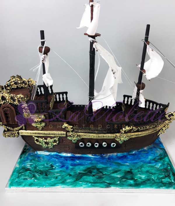 Торт Корабль №903