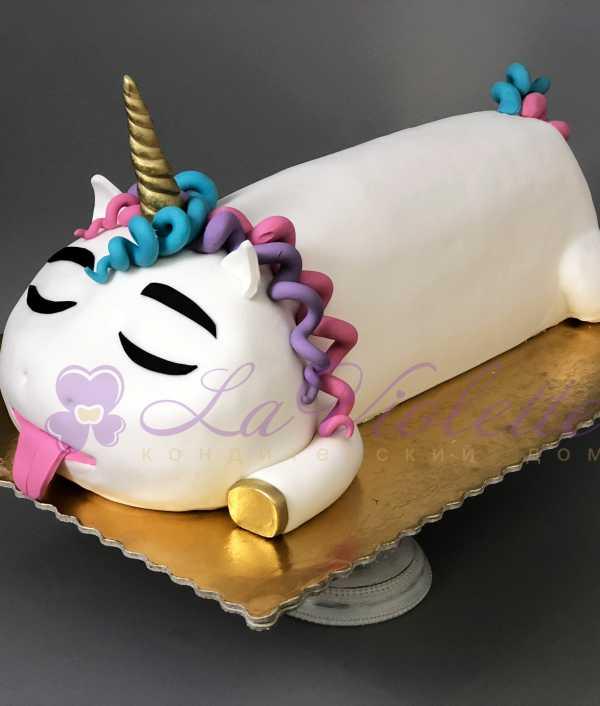 Торт Единорог №910
