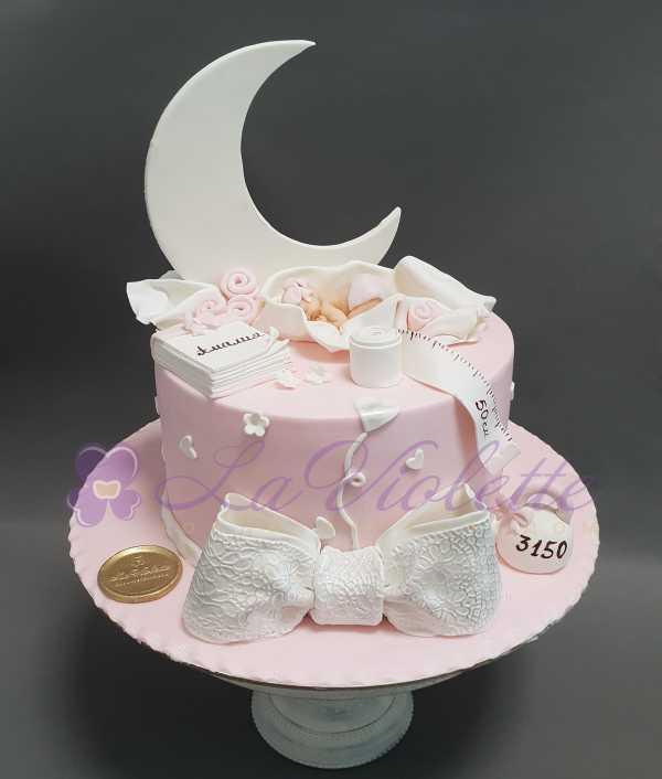 Торт на 1 годик №911
