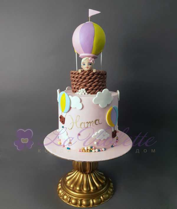 Торт Воздушный шар №914