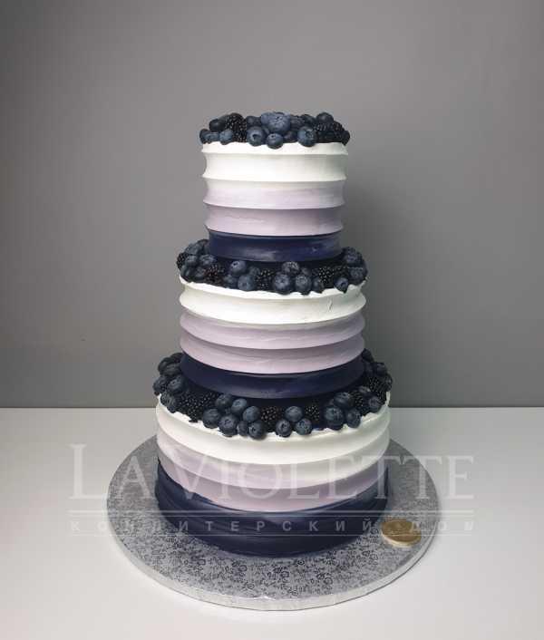 Торт ягодный №935