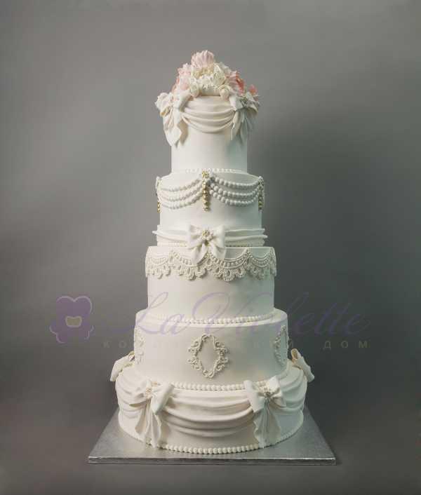 Свадебный торт №938