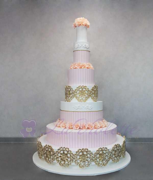 Свадебный торт №940