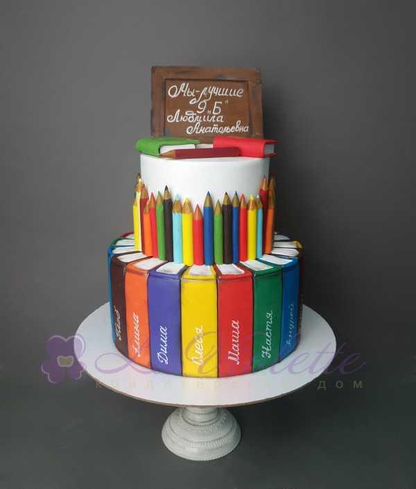Торт школьный №947