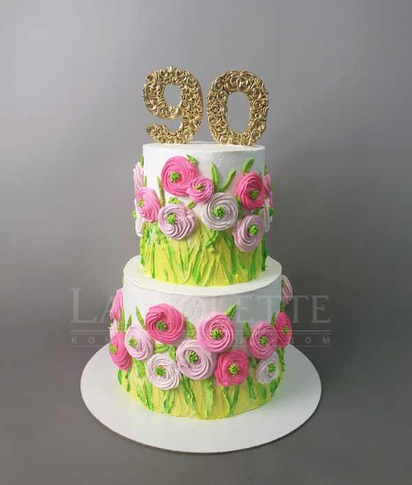 Торт кремовый №948