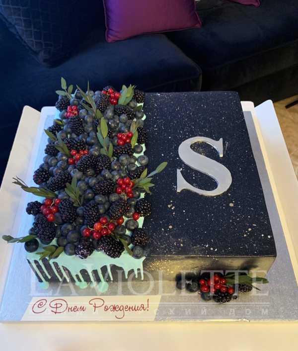 Торт ягодный №959
