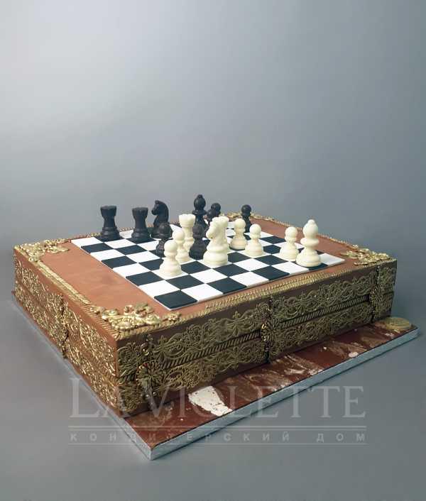 Торт Шахматы №972