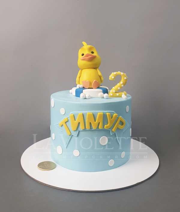 Торт с утенком №986