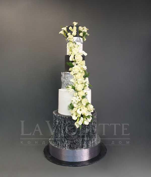 Свадебный торт №990