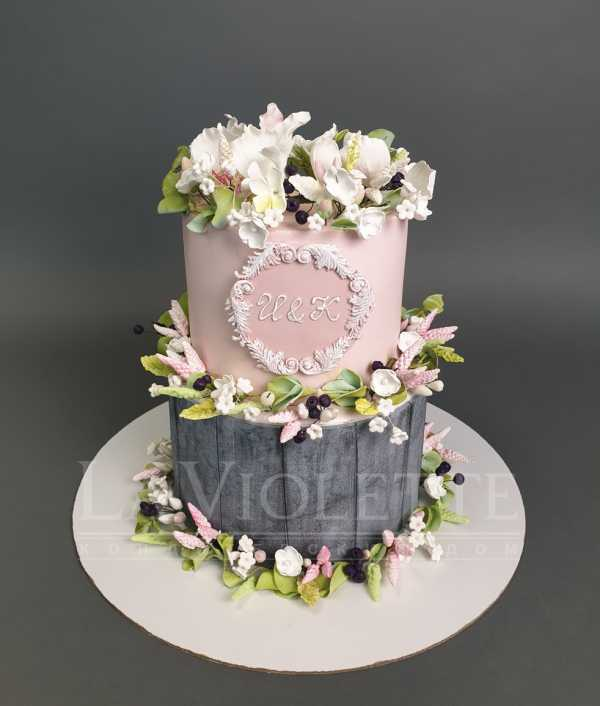 Свадебный торт №993
