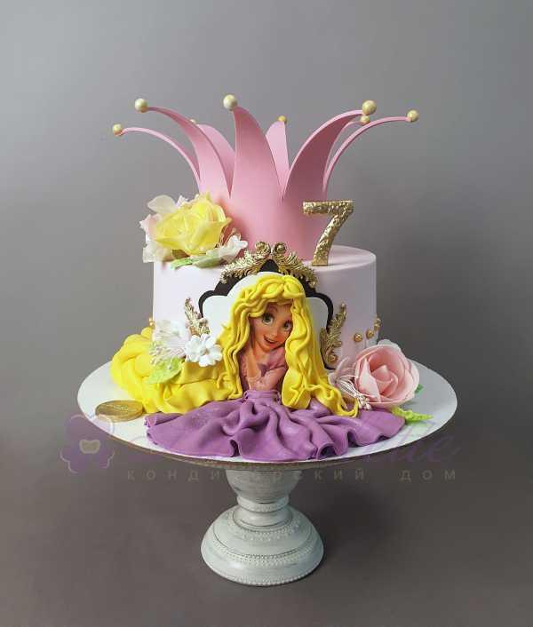 Торт с короной №994