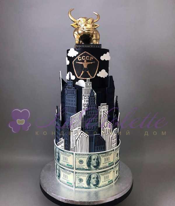Торт корпоративный №842