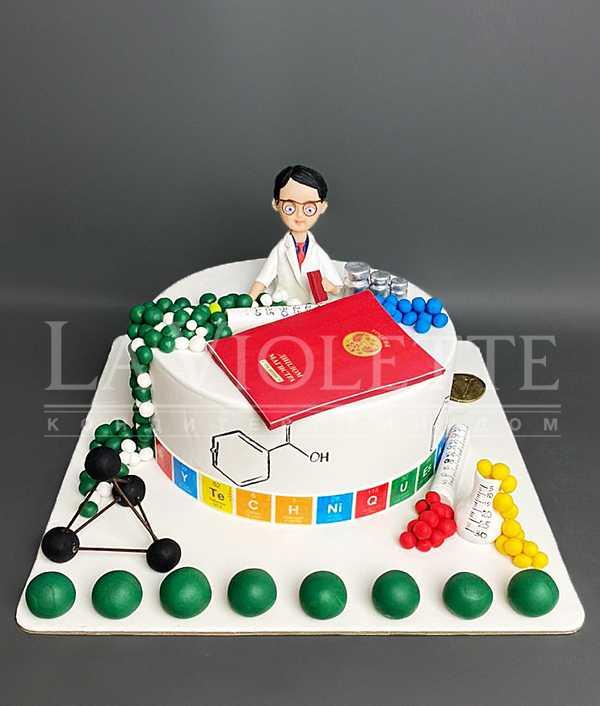 Торт Химик №1182