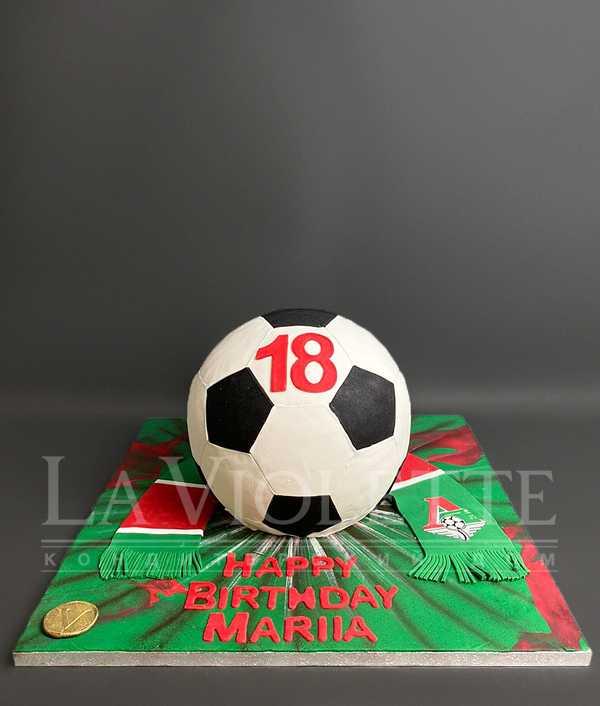 Торт Футбол №1193
