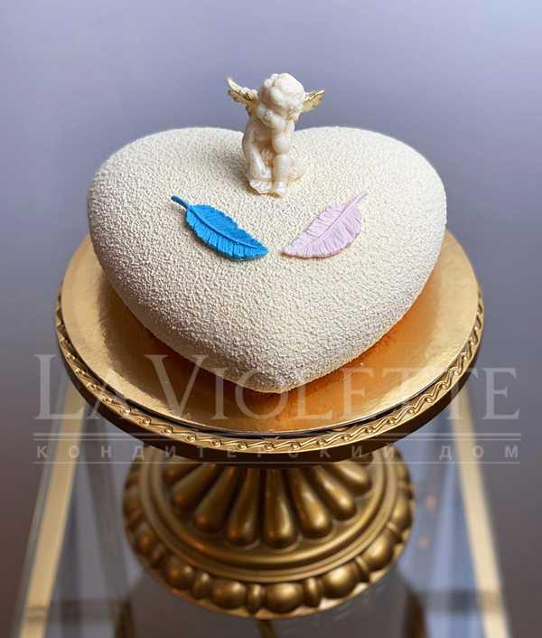 Торт Сердце №1160