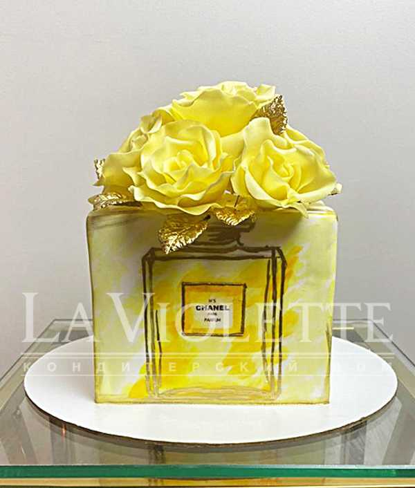 Торт Chanel №1154