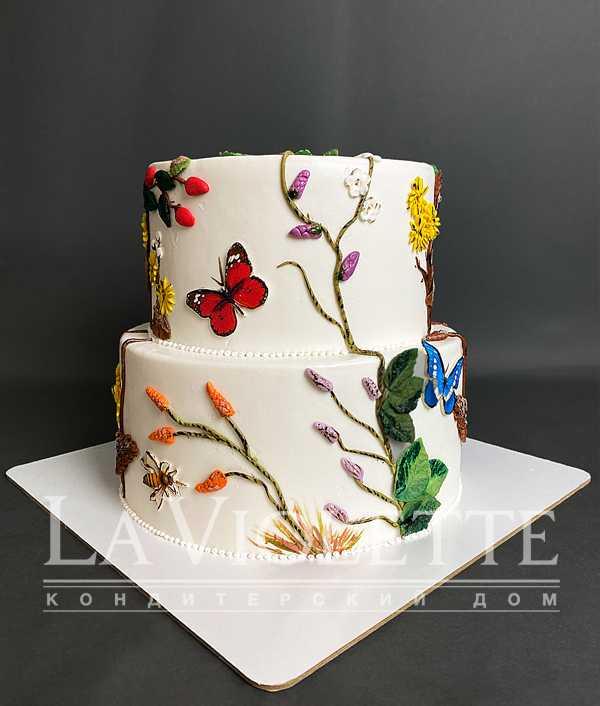 Торт Весенний №1145