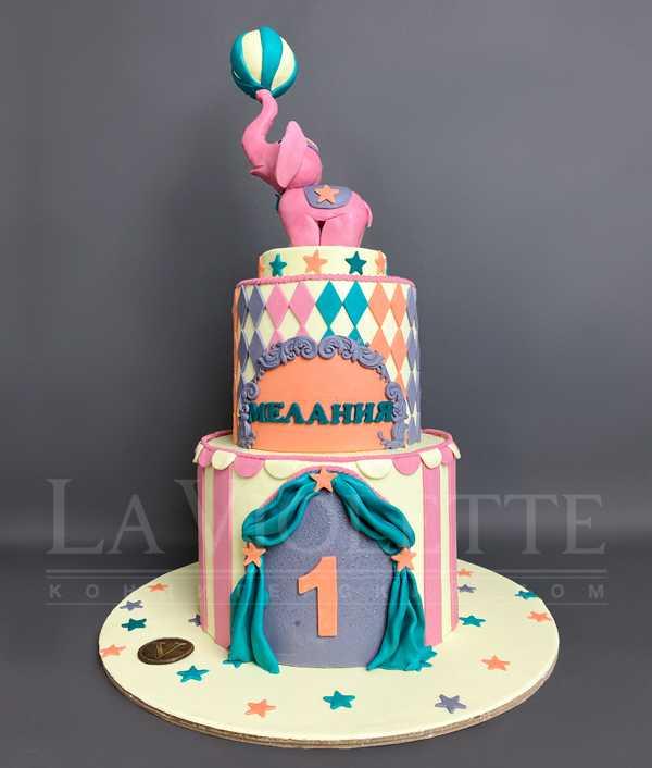 Торт Цирк №1178