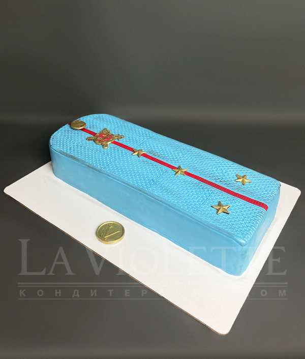 Торт для капитана №1180