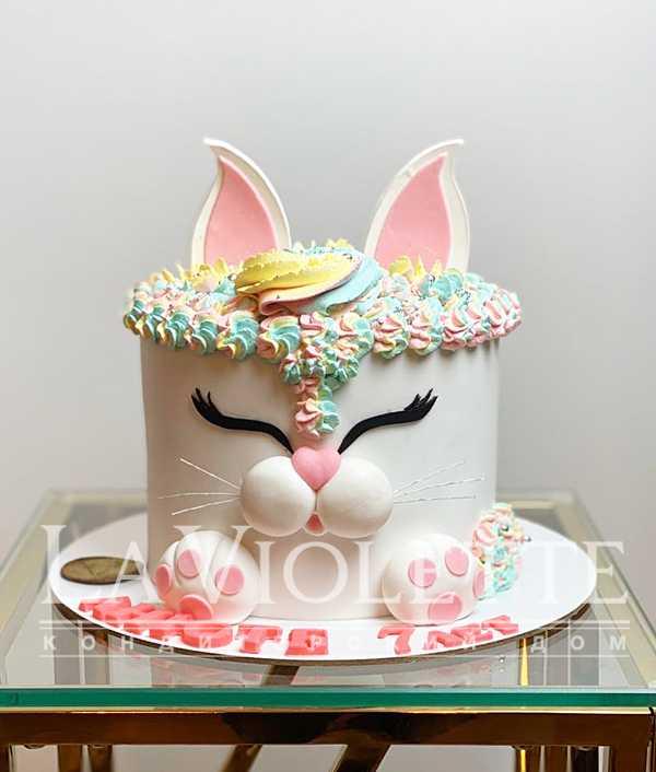 Торт с мордочкой кота №1164
