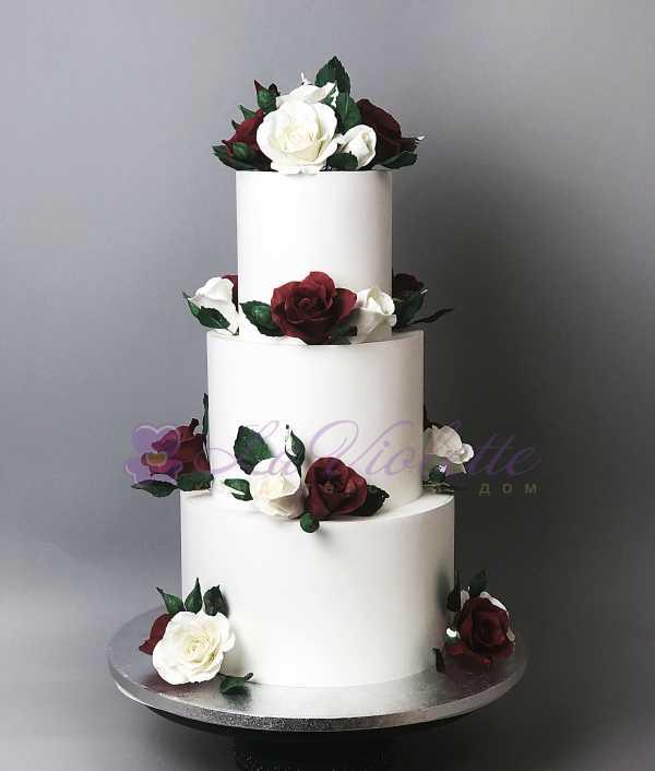 Свадебный торт №517