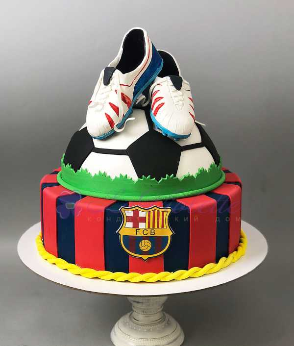 Торт для футболиста №528