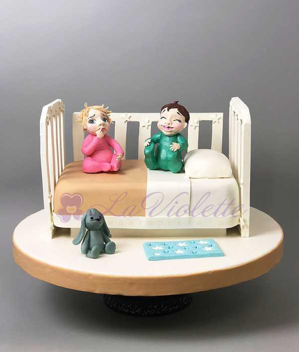 Торт Малыши №548