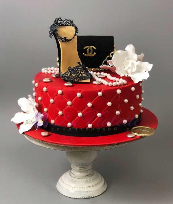 Торт для леди №595