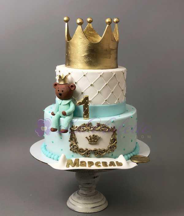 Торт с мишкой №623