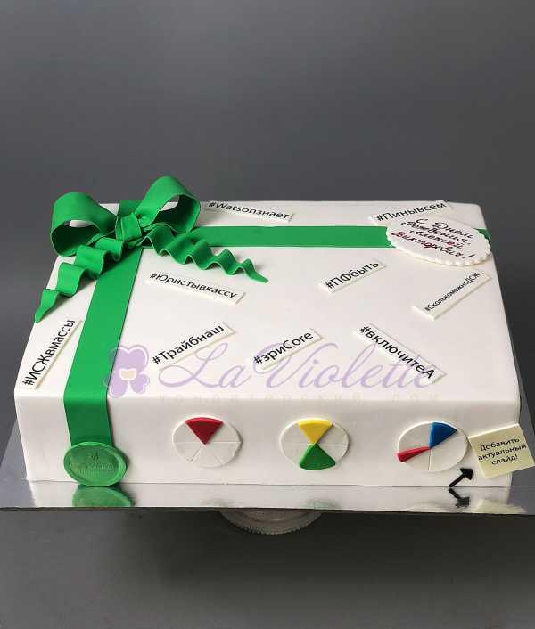 Торт для компании №632
