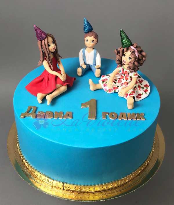 Торт куколки №644
