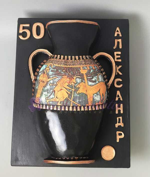 Торт Ваза №661