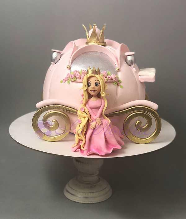 Торт Карета №742