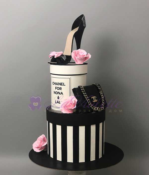 Торт для леди №763