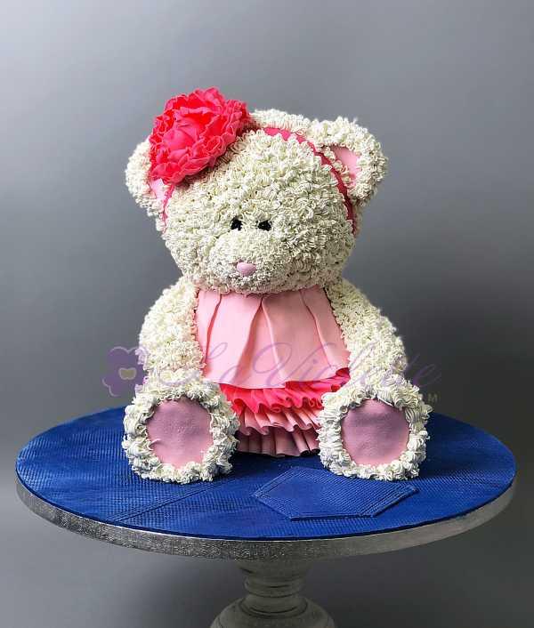 Торт плюшевый мишка №770