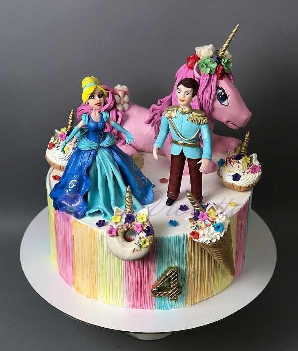 Торт для принцессы №775