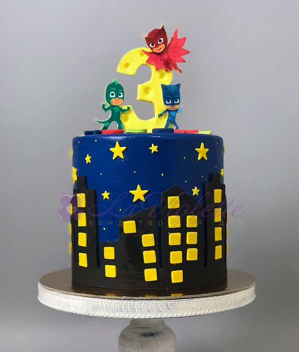 Торт Pj Mask №796