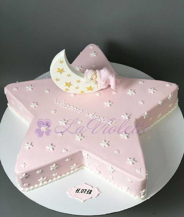 Торт звезда №800